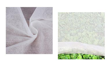 Non-woven fabric for Agricultural use