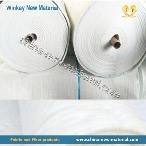 Fireproof Fiberglass needle punched blankets